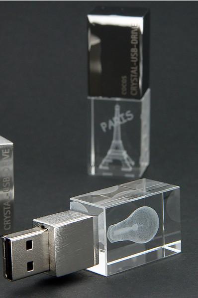 USB-Stick-Glas