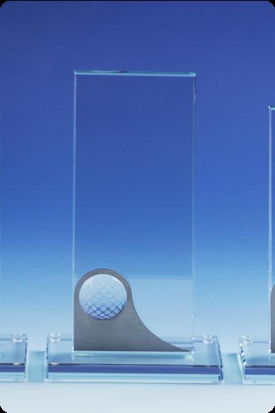 "Glas-Metall-Kombination ""Golf"""