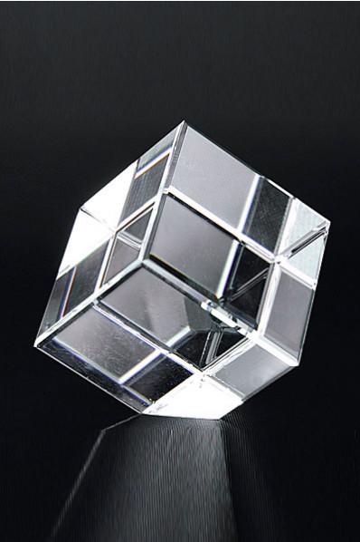 Diagonaler Würfel