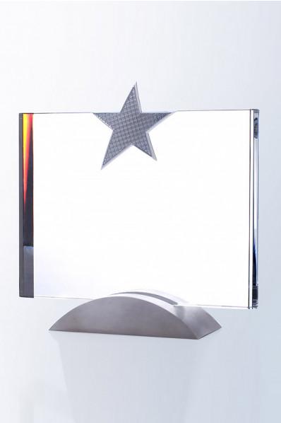ein geformter Stern