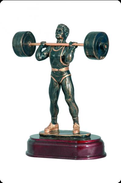 Das Gewichtheben