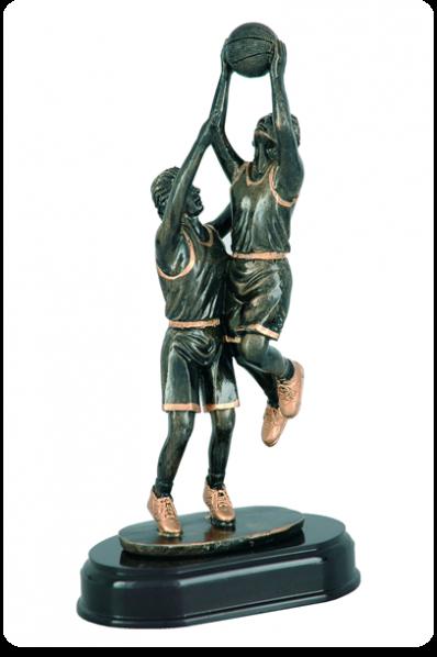 Basketball-Zweikampf