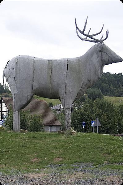"""""""Der Hirsch"""""""