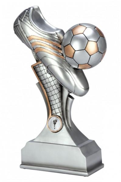 Fußballtrophäe