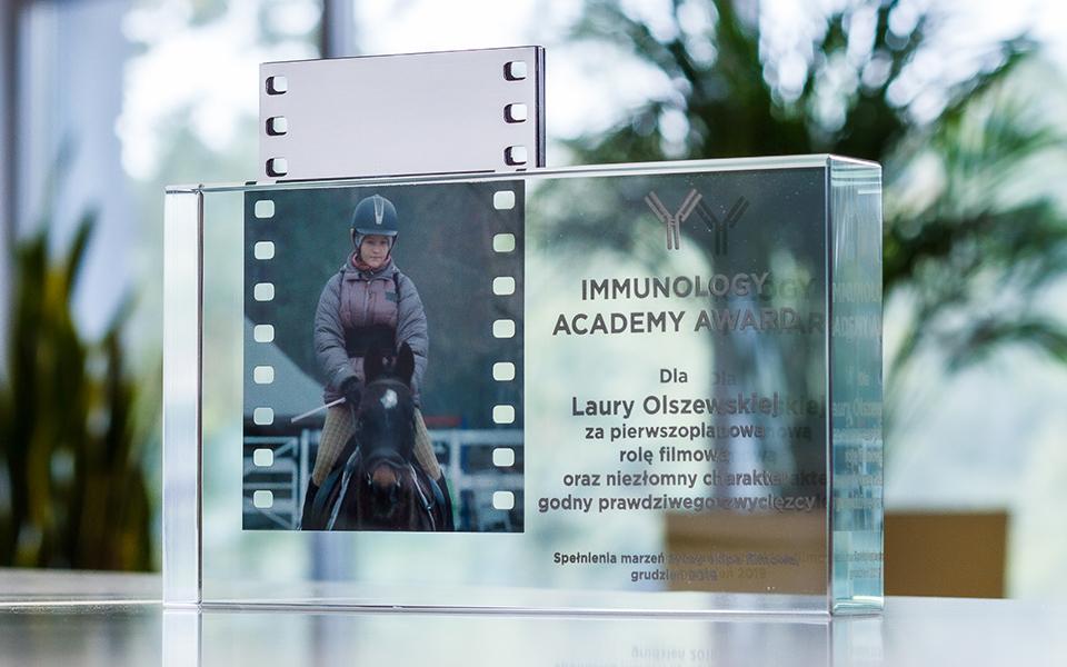 Immunology Academy Award