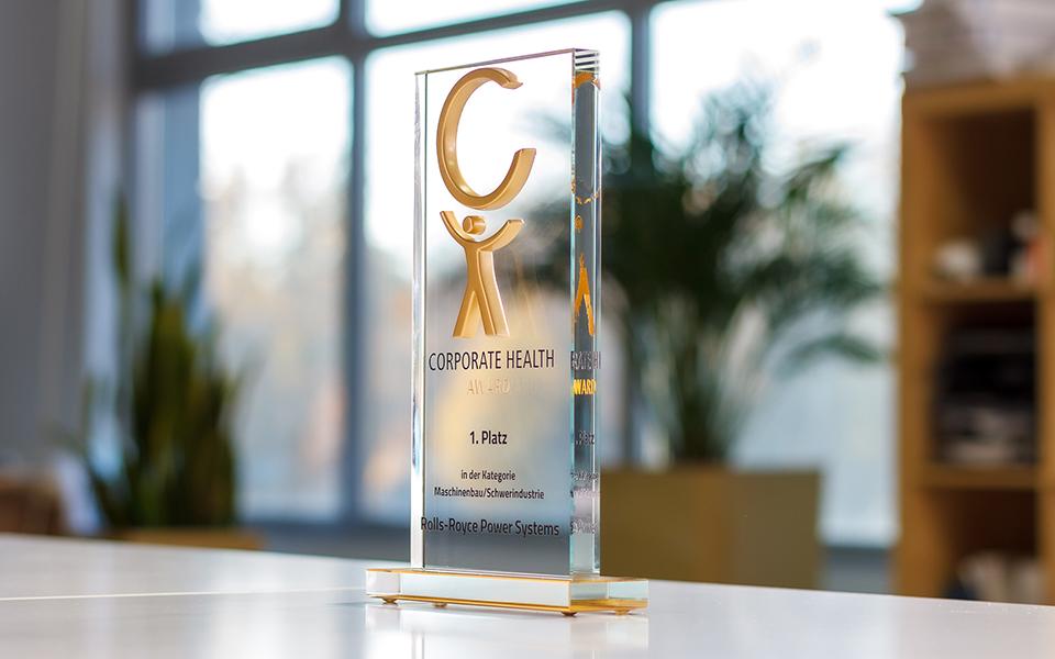 Corporate Health Award